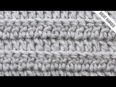 Abbreviations For Knitting Stitches : 446 best images about CROCHET - New Stitch A Day Tutorials on Pinterest Vid...