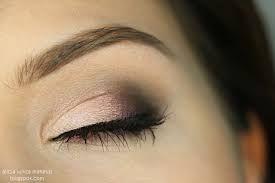 Znalezione obrazy dla zapytania makeup brazowe oczy
