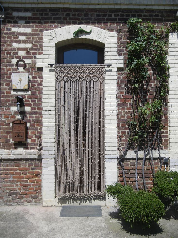 17 mejores ideas sobre cortinas de puerta en pinterest for Cortinas para exterior