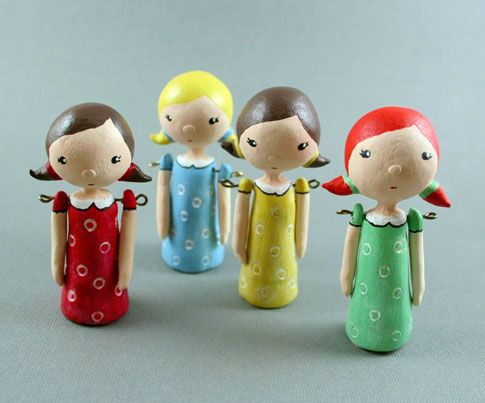 cute handmade dolls