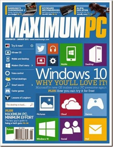 Maximum PC - January  2015