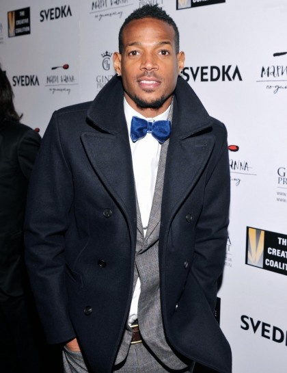 Marlon Wayans attends the Creative Coalition: Night Before Dinner in Washington, D.C.