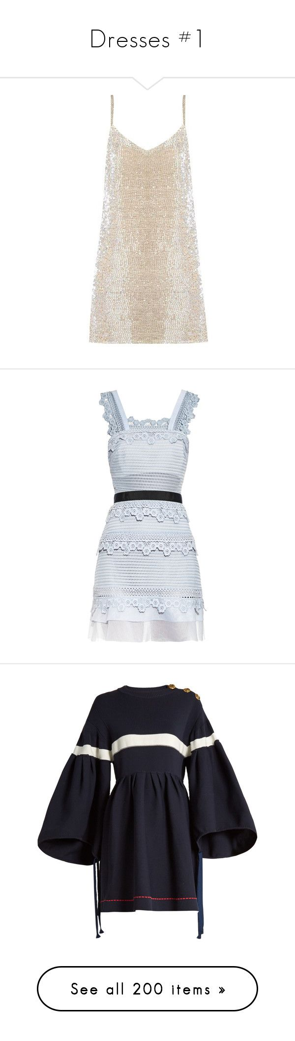 """""""Dresses #1"""" by lastfatima ❤ liked on Polyvore featuring dresses, white, white evening dresses, beaded cocktail dresses, holiday cocktail dresses, holiday dresses, evening cocktail dresses, vestidos, short dresses and light blue"""
