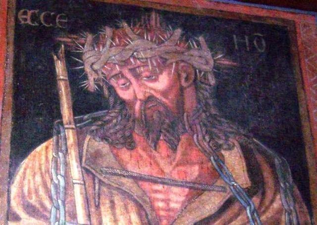 Ecce Homo painting