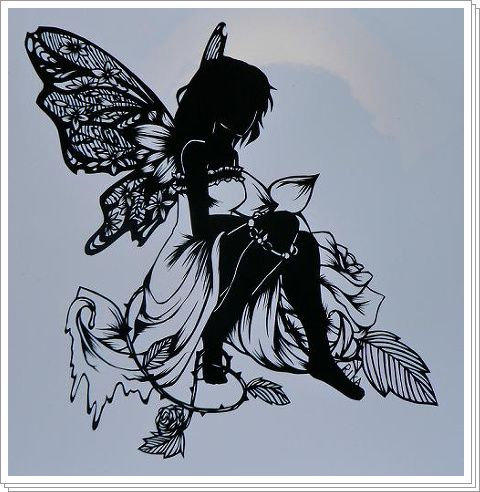「蝶」/「RIKA」の漫画 [pixiv]