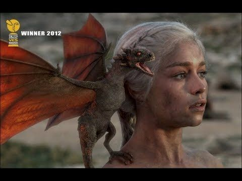 "Making of. CGI VFX Breakdowns HD:  ""Games of Thrones"" by Bluebolt VFX"