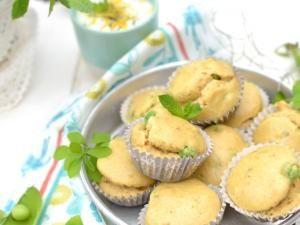 Muffins à la menthe et aux petits pois • Hellocoton.fr