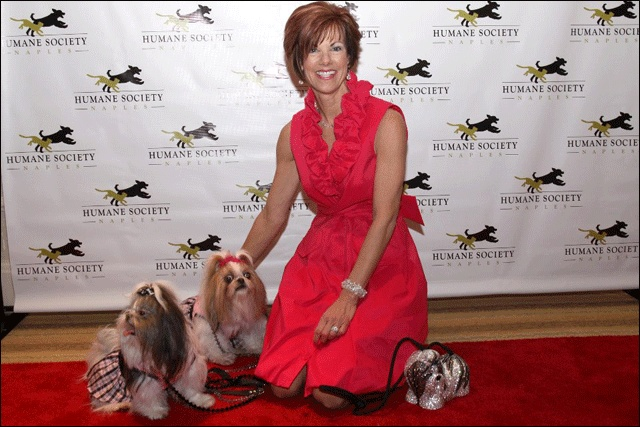 Pet Lovers Gala 2012 Welcomes Pets and Owners down the Red Carpet Runway