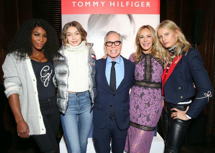 """Amerikan Hayalperest Tommy Hilfiger Tommy Hilfiger, """"American Dreamer"""" adlı anı kitabının lansmanını özel bir etkinlikle kutladı. Çocukluk ve gençlik yıllarından milyarlarca dolarlık küresel bir marka yaratımına giden yolda yaşadıklarını anlattığı kitabın lansmanına aralarında Gigi Hadid, Serena Williams ve Naomi Campbell'ın da yer aldığı birçok ünlü isim katıldı. >>>> http://vogue.com.tr/parti/amerikan-hayalperest-tommy-hilfiger#p=1"""
