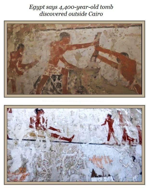Egypt_Ancient_Tomb 4440 BCE