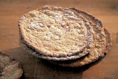 Schüttelbrot (pane di segale duro) - ricetta dall'Alto Adige - Gallo Rosso