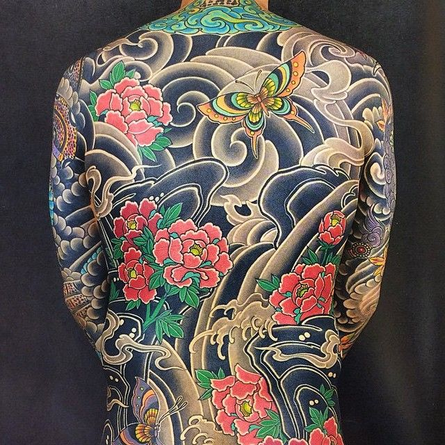 966 best images about japanese full body tattoo on pinterest for Japanese body tattoo