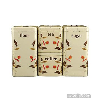 361 best canisters and spice jars and boxes images on