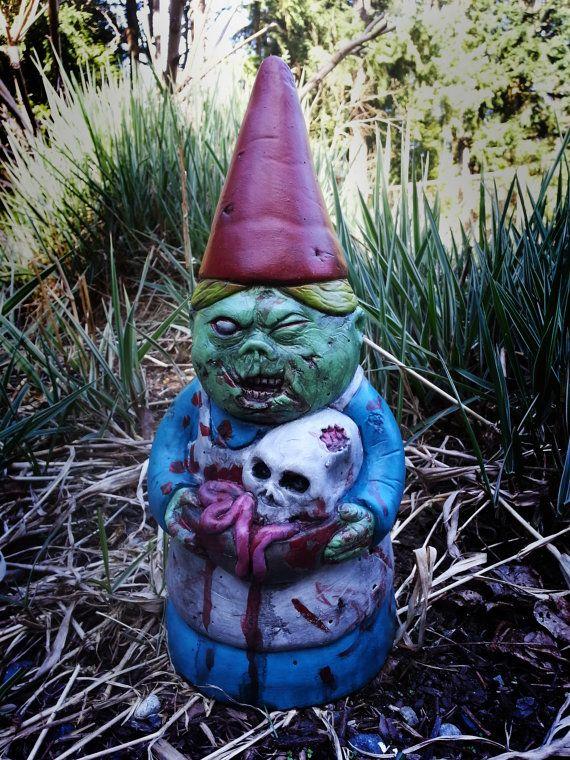 1000 Ideas About Evil Gnome On Pinterest Garden Gnomes