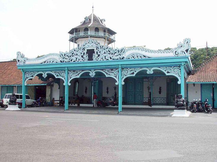 Keraton Surakarta Tempat Wisata Mempesona di Solo Jawa Tengah - Jawa Tengah