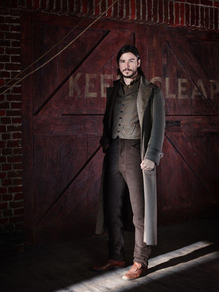 Josh Hartnett plays Ethan on Penny Dreadful - Season 1 Promo