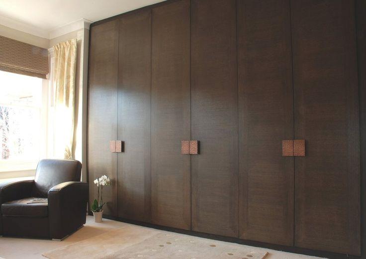 bespoke wooden wardrobe handles - Google Search