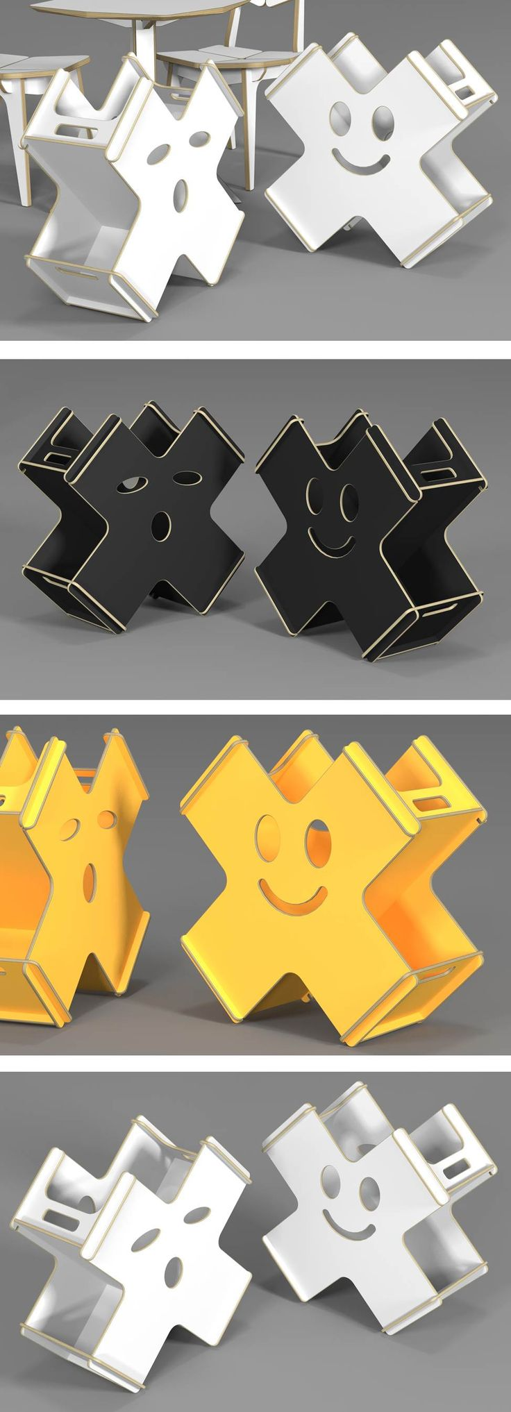 JOIN X BOX / TOY BOX / CNC ROUTER  /  3D DESIGN / PLYWOOD FURNITURE /  유창석www.joinxstudio.com