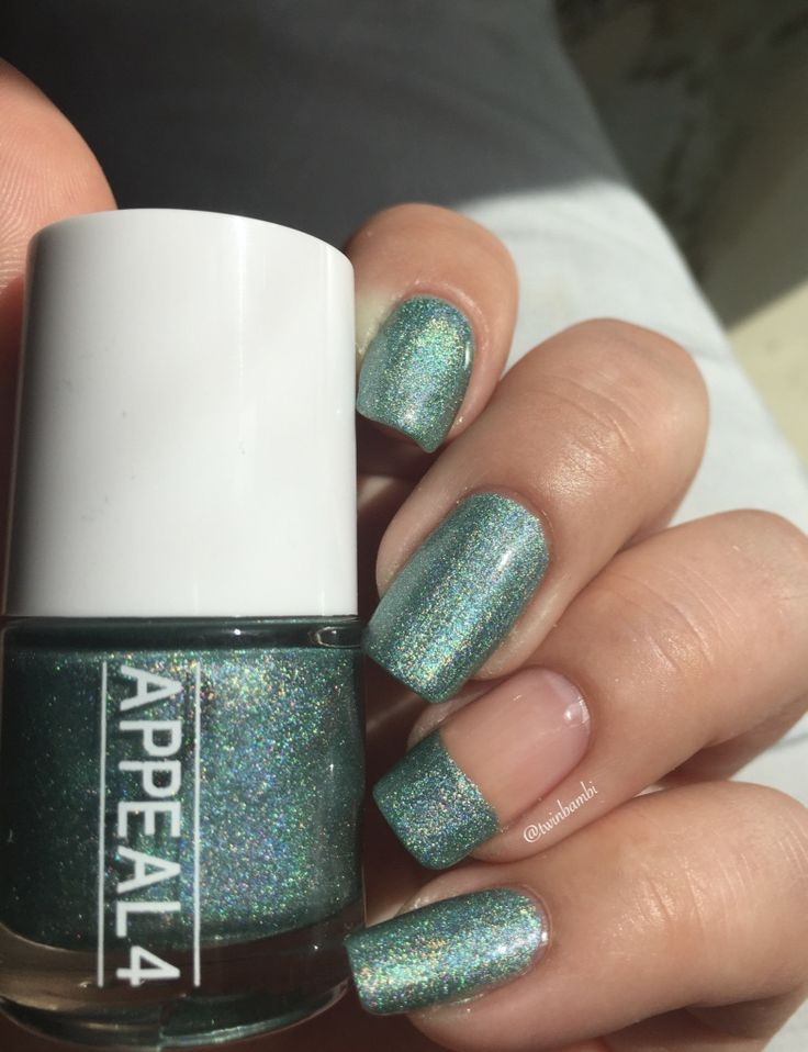 @appeal4 A New Jade Shattered holo.  Bought from @luxbeauty0253