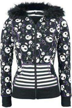 Nightmare Before Christmas Coat