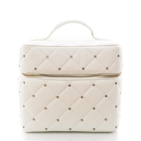 Quin Beauty bag White - MAST