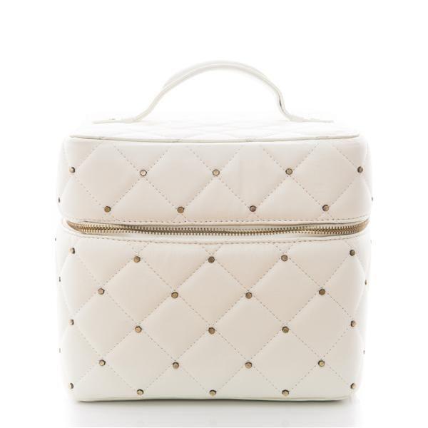 Quin Beauty bag White - MAST