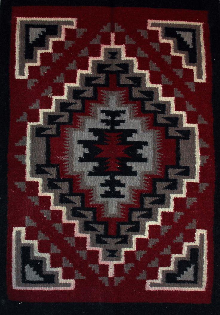 four walls navajo rug 24
