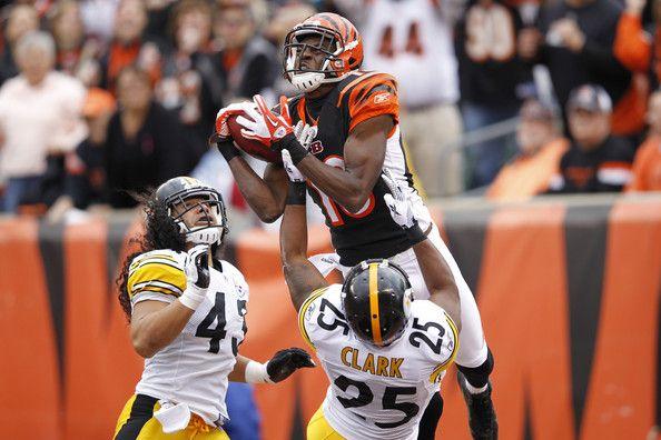 A.J. Green // Cincinnati Bengals