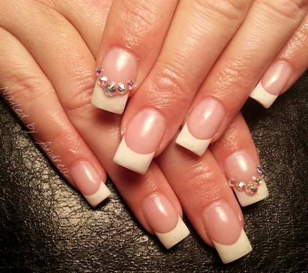 227 best Wedding Nails images on Pinterest | Nail wedding ...
