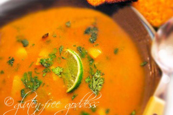 Mexican Pumpkin Soup Recipe | Soups | Pinterest