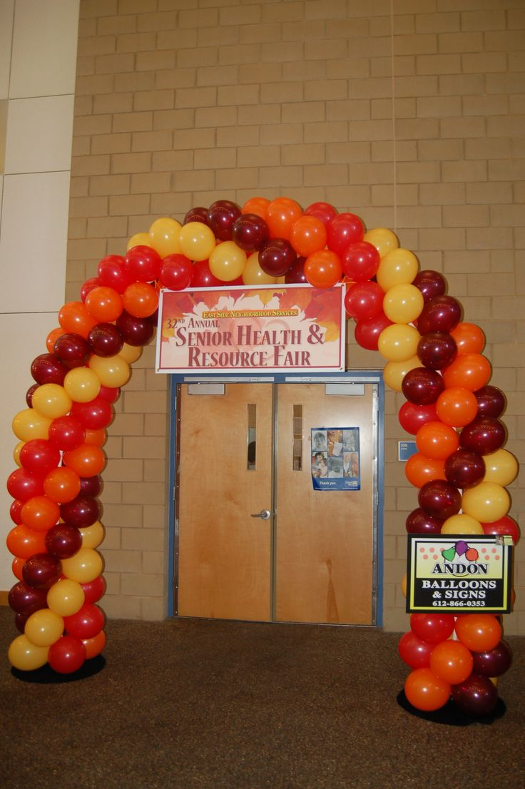 Arch and sign 13 best Balloons and