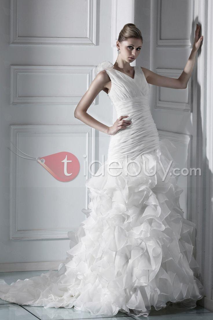 62 best ウェディングドレス images on Pinterest | Short wedding gowns ...