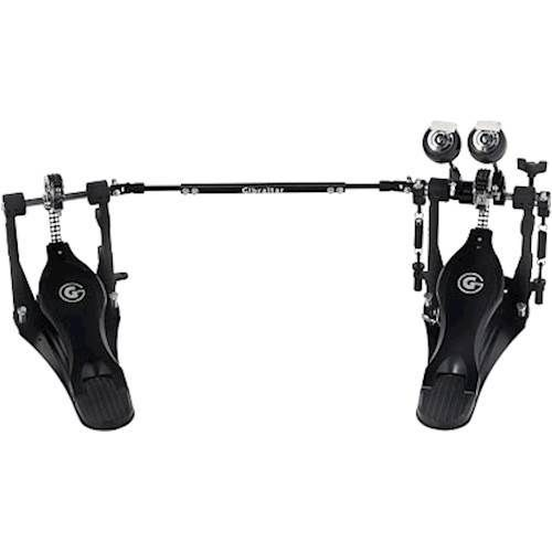 Gibraltar - Stealth G Drive Double Bass Drum Pedal - Black