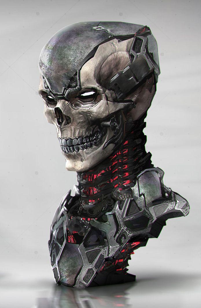 Metal Heads - by jarold Sng