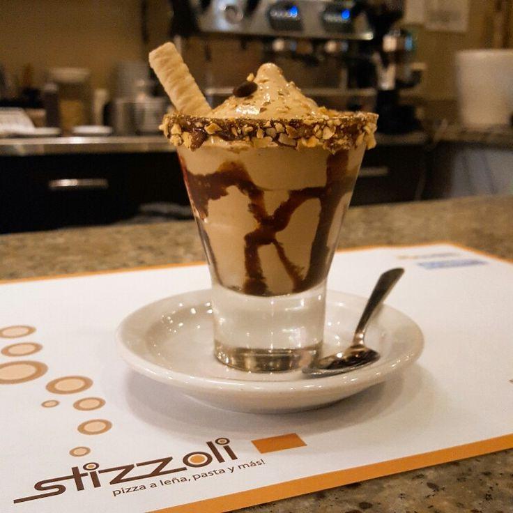 Crema Fredda al Caffè @stizzolipanama🇮🇹 #kimbo #stizzoli