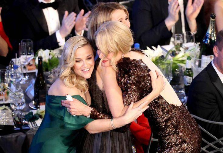 Viele Emotionen und jede Menge Tränen: Die SAG Awards 2018 hielten einige bewegende Momente bereit.