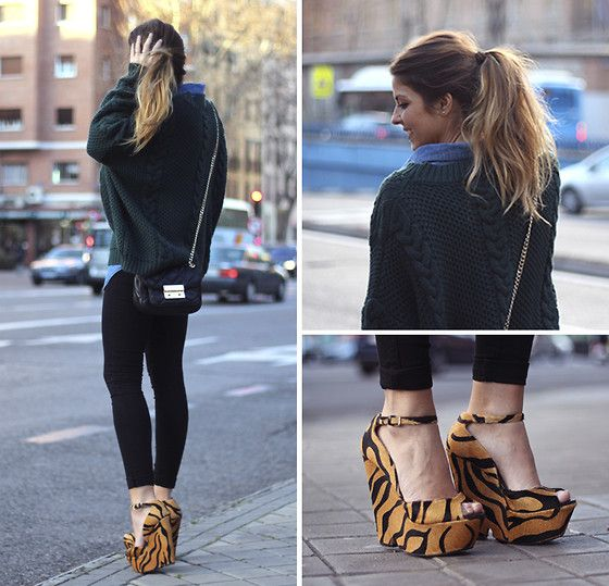 Lady Tiger (by Trendy  Taste) http://lookbook.nu/look/4572255-Lady-Tiger