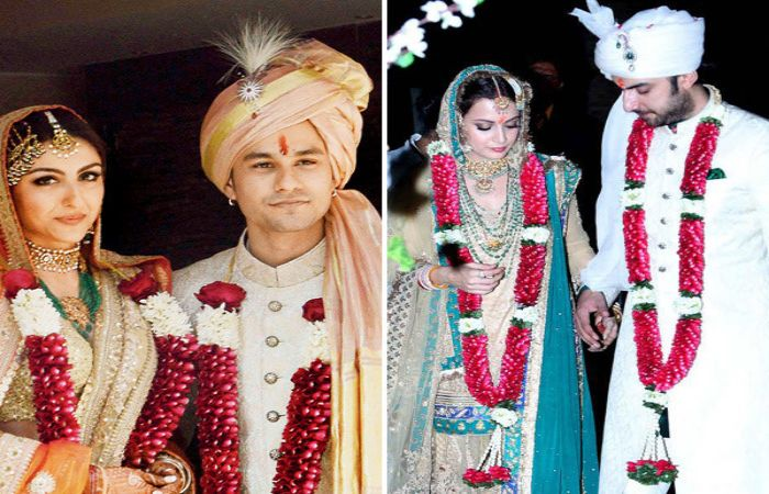 11 Wedding Ideas To Steal From #BollywoodBrides