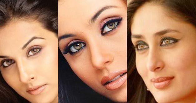 Most beautiful eyes in Bollywood