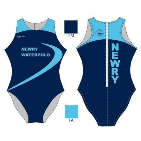 H2O TOGS Customised - Newry Womens Water Polo Suits