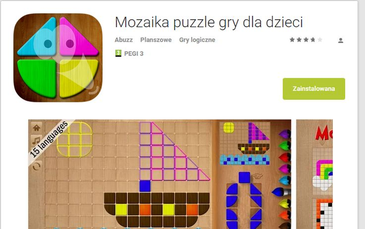 MMOZAIKA FIGUR NA SIATCE  https://play.google.com/store/apps/details?id=com.iabuzz.akp.MozaicPuzzle&hl=pl