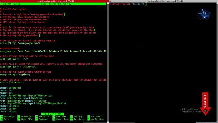 TrevorC2 - Command and Control Over Browsable Webpage - Demo #BlackHat #SEO #infosec #security #defcon #seoforum #forum #BHUSA