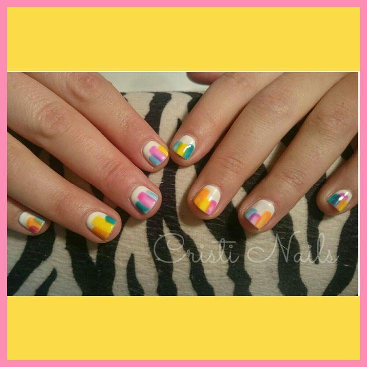 Nail colores