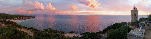 Cabo de Gracia, Atlanterra , Zahara de los Atunes (Cadiz) | Flickr: Intercambio de fotos