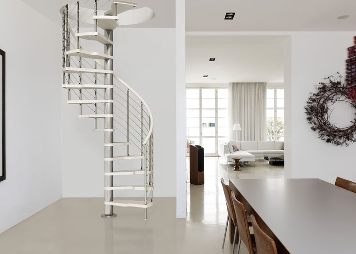30 best Escaliers Hélicoïdaux images on Pinterest | Stairs, Spiral ...