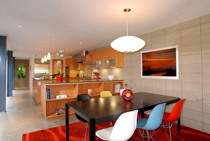 minimalist design of contemporary american kitchen →  https://wp.me/p8owWu-2cT -