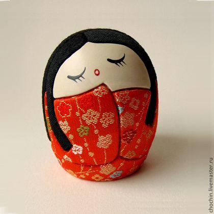 коллекционные японские куклы купить коллекционные куклы магазин коллекционные куклы ручной работы в москве кимэкоми кимекоми куклы дети японская девочка японка японская кукла кокеши купить chochin Мария Ильницкая