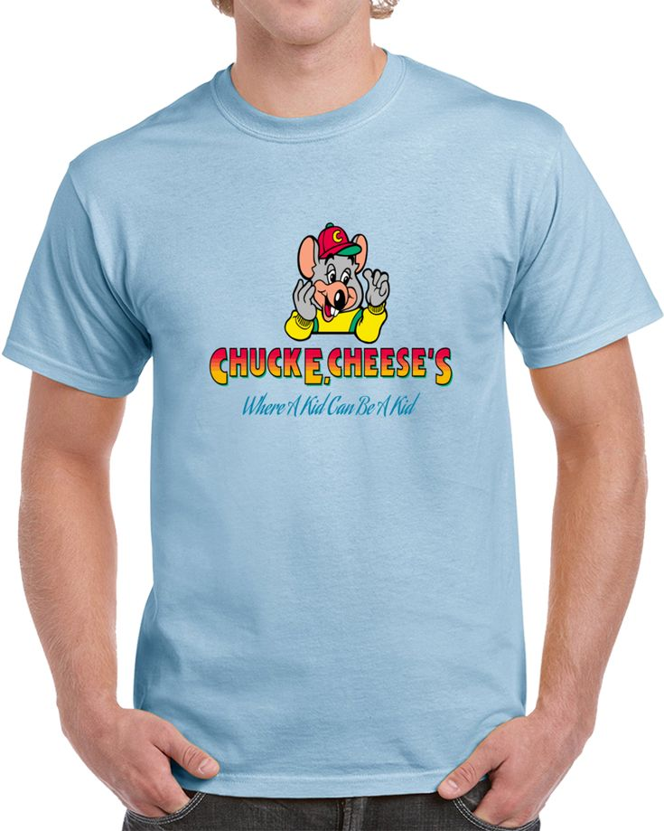 Chuck E  Cheeses  T Shirt