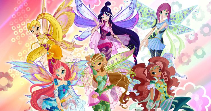 Which Winx Club Member Are You?