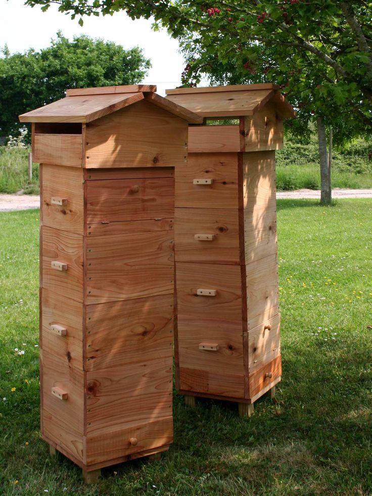 Pin by Earl Gile on Beehive | Bee keeping, Backyard ...